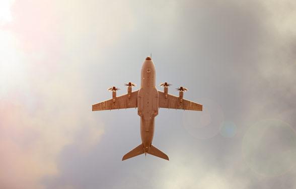 avion-pollution-sans-frontiere-carbone-co2-